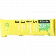 Батончик «Ёбатон» лимонный пирог, 20% белка, 50 г.