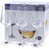 Набор бокалов для вина «Bohemia Crystal» C5995/250, 6 штук, 250 мл