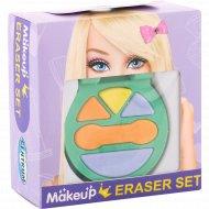 Набор ластиков «Make Up» в форме игрушек, 4 шт