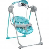 Качели «Chicco» Polly Swing Up Turquoise, 4079110410000