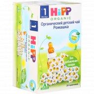 Чай органический, детский «Хипп» ромашка, 20 пакетиков, 30 г.
