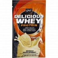 Протеин «Delicious Whey Protein» ваниль, 20 г.