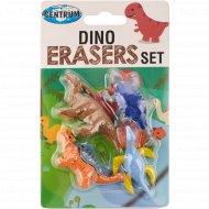 Набор ластиков «Dino» 4 шт