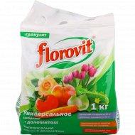 Удобрение гранулированное «Florovit» универсальное, 1 кг.