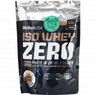 Протеин «Iso whey zero» кофе латте, 500 г.