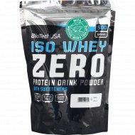 Протеин «Iso whey zero» ваниль, 500 г.