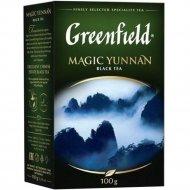 Чай черный «Greenfield» меджик Юнань, 100 г.