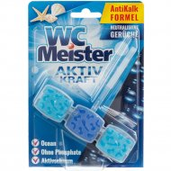 Блок для унитаза «WC Meister» океан.