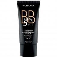 BB-крем «Deborah» Cream Foundation 5 in 1, SPF 20, 00 Fair Rose, 30 мл