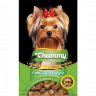Корм для собак «Chammy» с кроликом в соусе, 85 г.