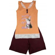 Пижама женская «Berrak» 2681.