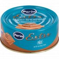 Паштет печеночный «Perva» с индюшиной печенью, 90 г