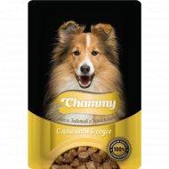 Корм для собак «Chammy» с ягненком в соусе 85 г.