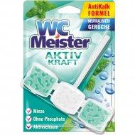 Блок для унитаза «WC Meister» мята.