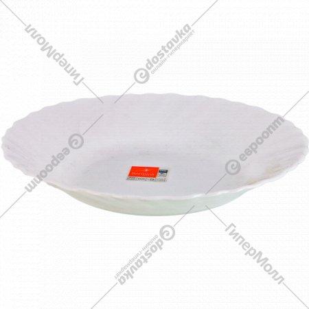 Тарелка «Прима» глубокая, 230 мм.