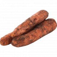 Морковь столовая «Бангор» 1 кг, фасовка 1-1.1 кг