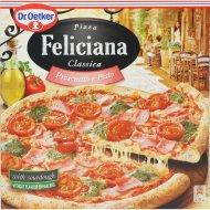 Пицца «Feliciana» ветчина и песто, 360 г.