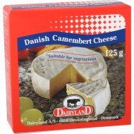 Сыр мягкий «Dairyland» с белой плесенью камамбер 50%, 125 г.
