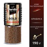 Кофе растворимый «Jardin» голд, сублимированный, 190 г