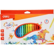 Фломастеры «Deli» 24 цвета