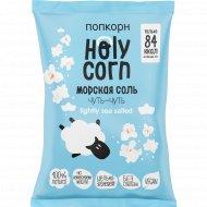 Попкорн «Holy Corn» морская соль, 60 г