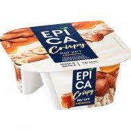 Йогурт «Epica» Crispy, 10.2%, семена подсолнечника и орехи, 140 г