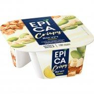 Йогурт с лимоном «Epica crispy» 4.8%, 140 г.