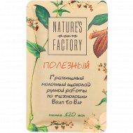 Шоколад гречишный «Nature's own factory» молочный, 20 г