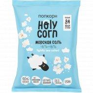 Попкорн «Holy Corn» с морской солью, 20 г.