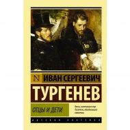 Книга «Отцы и дети».