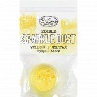 Пудра-блеск «Sparkle Dust» желтая, 2 г.