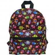 Рюкзак детский, АКВ0013, с принтом, 30х24х10 см.