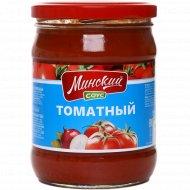 Соус томатный «Минский томатный» стерилизованный, 450 г.
