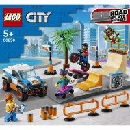 Конструктор «LEGO» My City, Скейт-парк