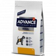 Сухой корм для собак «Advance» VetDiet, патология почек, 3 кг.