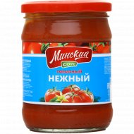 Соус «Минский Нежный» томатный, 490 г.