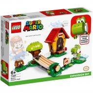 Конструктор «LEGO» Super Mario, Дом Марио и Йоши