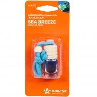 Ароматизатор подвесной «Бутылочка» морской бриз, AFBU073.