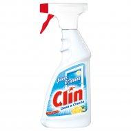 Средство для мытья окон «Clin» лимон 500 мл.