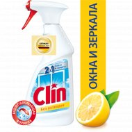 Средство для мытья окон и зеркал «Clin» Лимон, 500 мл