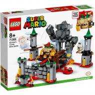 Конструктор «LEGO» Super Mario, Решающая битва в замке Боузера