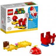 Конструктор «LEGO» Super Mario, Марио-вертолет