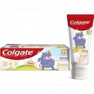 Зубная паста «Colgate» 3-5, нежная мята, 60 мл.