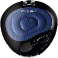 Тени для век «Deborah» 24Ore Velvet, 16 Ocean Blue, 5 г