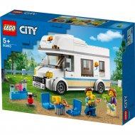 Конструктор «LEGO» City Great Vehicles, Отпуск в доме на колесах