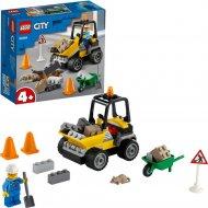 Конструктор «LEGO» City Great Vehicles, Автомобиль для дорожных работ