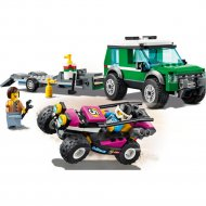 Конструктор «LEGO» City Great Vehicles, Транспортировка карта
