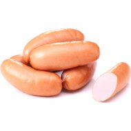 Сардельки «Брестский мясокомбинат» телячьи, высший сорт, 1 кг, фасовка 0.51-0.56 кг