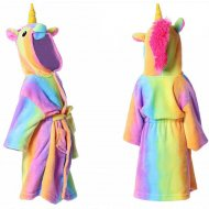 Детский халат «Единорог» размер 110, 51014.