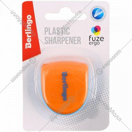 Точилка пластмассовая «Fuze Ergo» 1 отверстия.